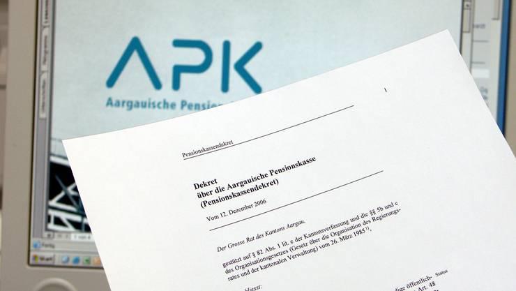 Die Aargauische Pensionskasse hat 2019 einen Überschuss erzielt und ihren Deckungsgrad erhöht.