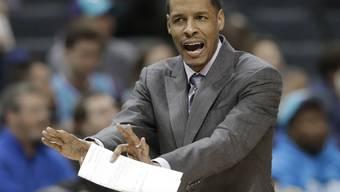 Stephen Silas coacht künftig die Houston Rockets