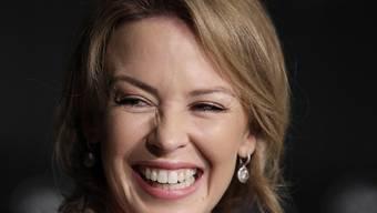 Zeigte sich in Locarno: Kylie Minogue (Archiv)