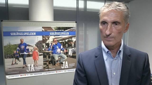 Zürcher Eishockey-Stadion: Ein Nein wäre für die ZSC Lions verheerend