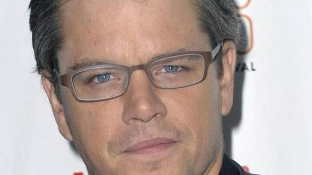 Hollywod-Star Matt Damon (Archiv)