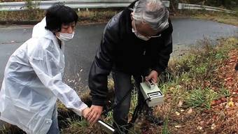 Gezeigt wird der Film «Nuclear Japan» von Hiroyuki Kawai.