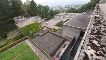 Fand zu wenig Anklang bei den ausländischen Studierenden der Fachhochschule in Olten: Das Franziskushaus in Dulliken. (Archiv)