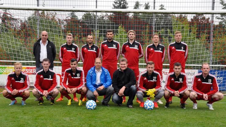 Die Raiffeisenbank Aeschi-Buchsi ist neuer Hauptsponsor des FC Herzogenbuchsee.