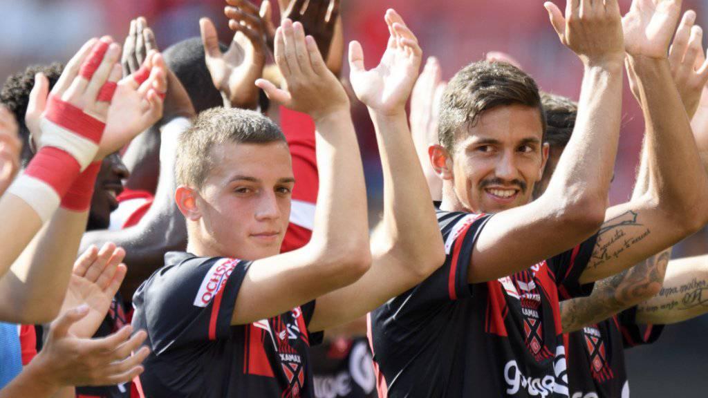 Neuchâtel Xamax demütigte den Fünftligisten Montfaucon im Schweizer Cup