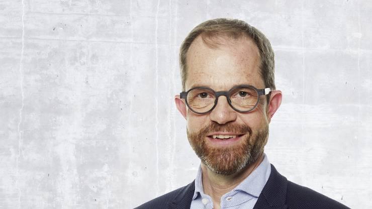 Gabriel Lüthy, FDP-Grossrat und Wirtschaftsprüfer.