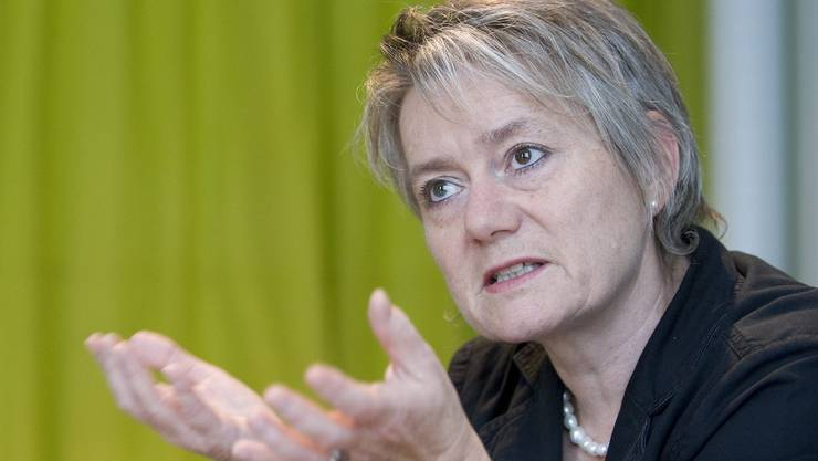 Grösste Konkurrentin der Bernerin Simonetta Sommaruga ist die Zürcher Nationalrätin Jacqueline Fehr.