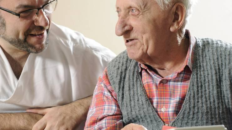 Das Pflegezentrum stellt bei seinem Ansatz für Palliative Care konsequent die Lebensqualität in den Vordergrund.