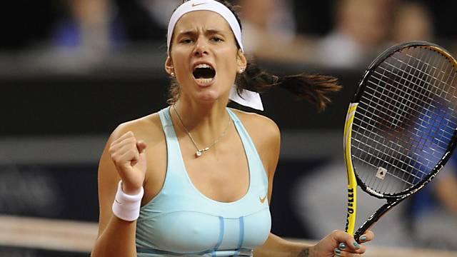 Julia Görges bezwang im Stuttgart-Final die Weltranglisten-Erste