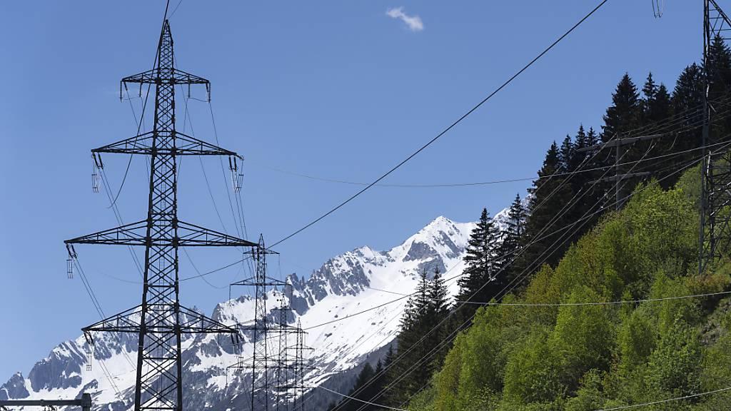 Der Bundesrat will die Stromversorgung mit erneuerbaren Energien sicherstellen. Er hat ein entsprechendes Reformpaket ans Parlament verabschiedet. (Themenbild)