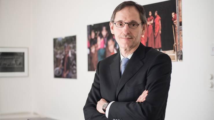 Sicherheitsdirektor Mario Fehr
