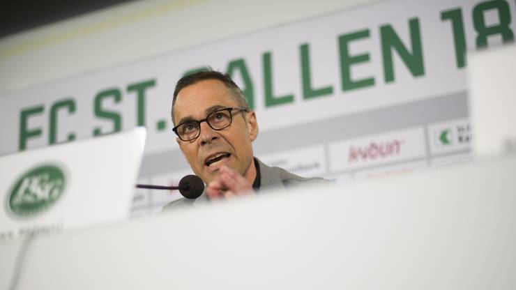 Matthias Hüppi hat nach seiner Amtsübernahme den Verein auf den Kopf gestellt.