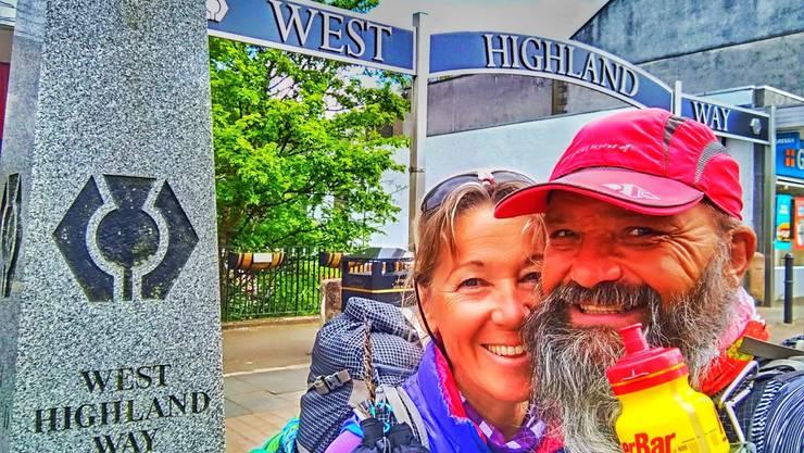 Rita Rüttimann und Guido Huwiler reisen seit 3,5 Jahren.