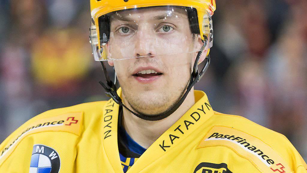 Perttu Lindgren ist zum Zuschauen verurteilt