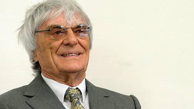 Verfahren gegen Formel-1-Boss Bernie Ecclestone eingestellt.