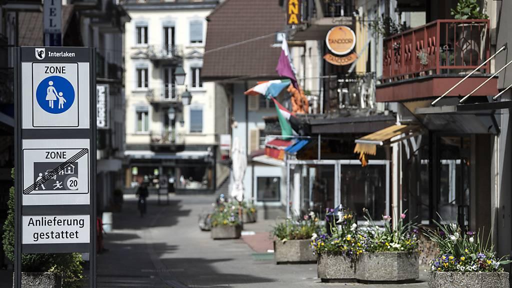 2020 wird für Schweizer Tourismus ein Jahr zum Vergessen