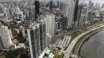 """Die Recherchen der """"Panama Papers"""" basieren auf einem Datenleck bei der panamaischen Anwaltskanzlei Mossack Fonseca, die ihr Hauptsitz in Panama City hat. (Archivbild)"""