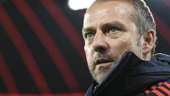 Hansi Flick könnte für die Bayern sogar zu einer längerfristigen Lösung werden
