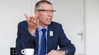 Er wählt deutliche Worte: Oberrichter Frank-Urs Müller, der schon über manche Ausschaffungmitentschieden hat. Die SVP ist damit nicht einverstanden.