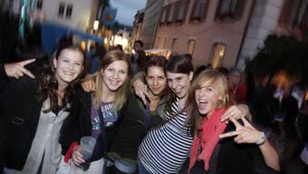 Impressionen vom Maeret-Fescht in Solothurn