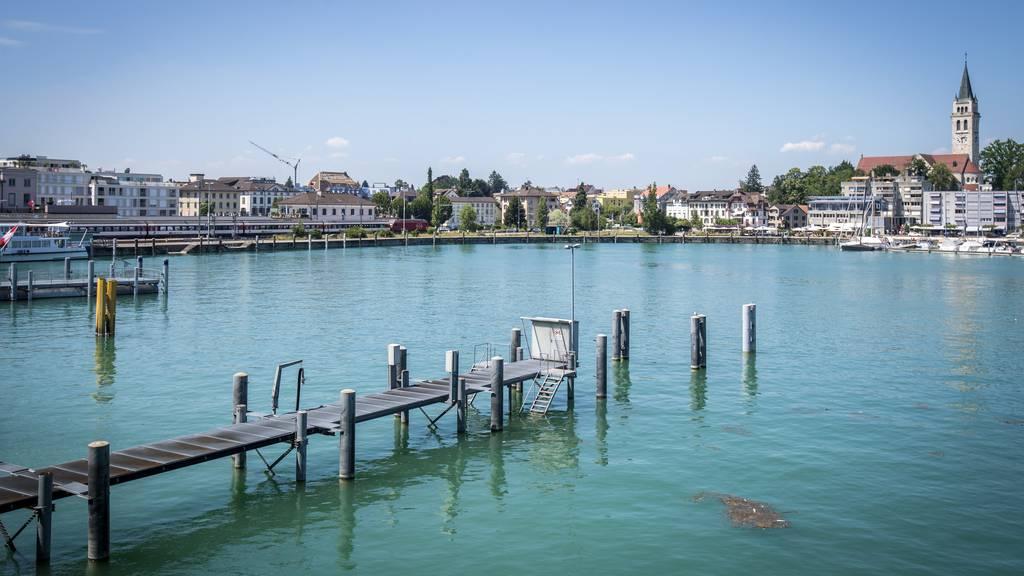 Polizei findet Leiche im Bodensee