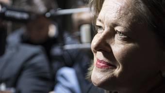 Die SVP-Bundeshausfraktion unterstützt nach den Anhörungen mehrheitlich die CVP-Kandidatin Heidi Z'graggen.