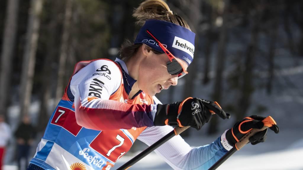 Brillante Qualifikation beim Sprint-Weltcup in Planica: Laurien van der Graaff absolvierte den Prolog als Schnellste