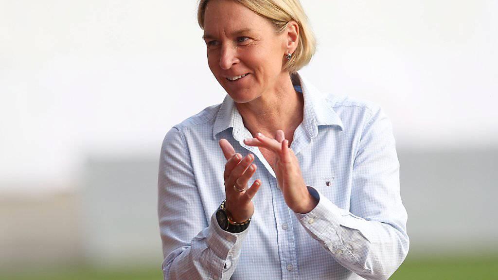 Martina Voss-Tecklenburg hat in den letzten Jahren im Schweizer Frauen-Fussball ausgezeichnete Arbeit geleistet