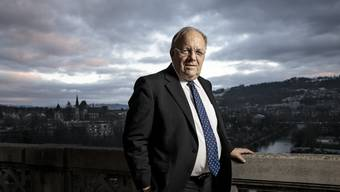 Johann Schneider-Ammann: «Dabei ertappte ich mich beim Gedanken: that was my political life.»