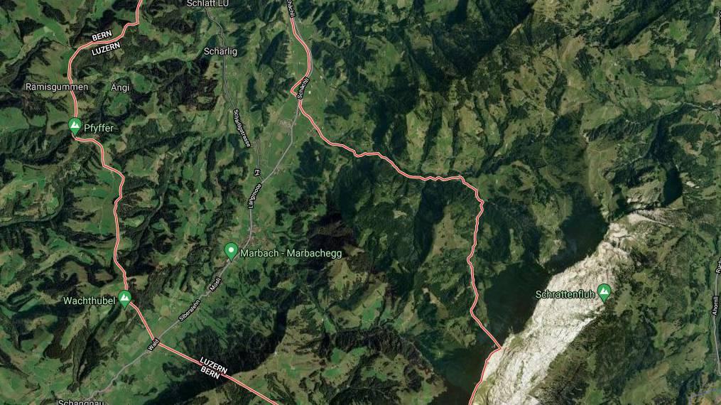 57-Jähriger beim Wandern tödlich verunfallt