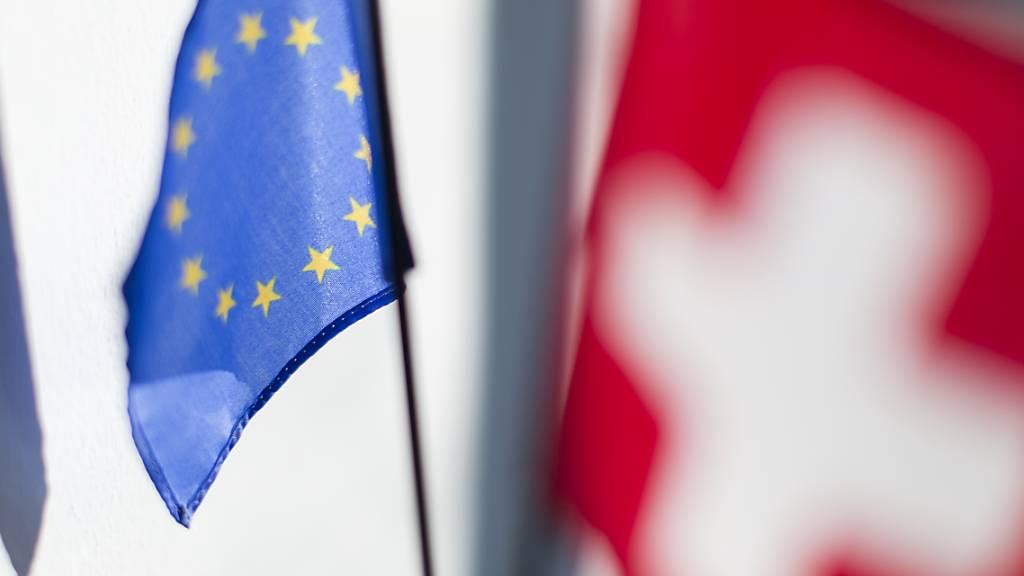 EU - Schweiz: Nähe und Distanz.