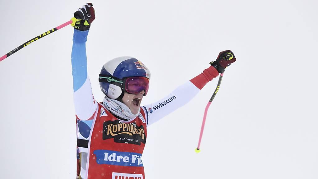27. Sieg im Weltcup: Fanny Smith schreibt in Schweden Skicross-Geschichte