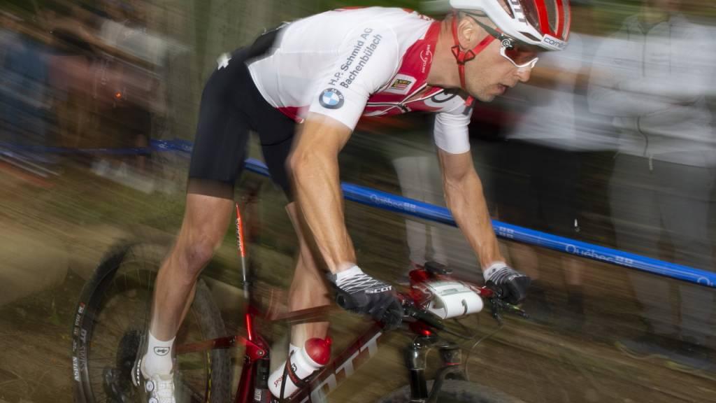 Nino Schurter kann den Weltcup auf der Lenzerheide und die WM in Österreich ins Visier nehmen