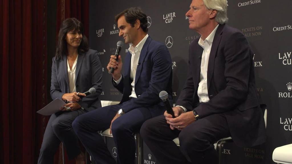 Lockstoff Federer: Längst mehr als nur ein Spieler