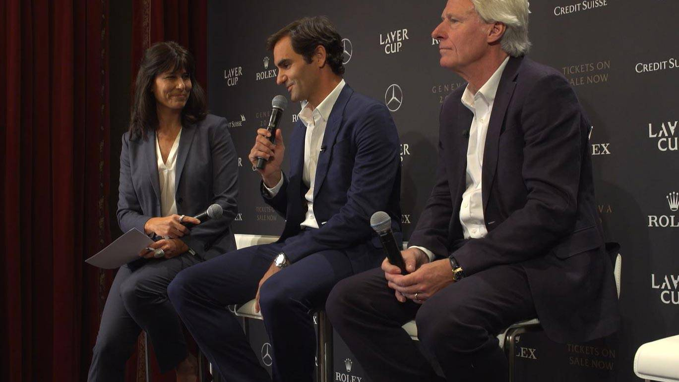 Laver Cup 2019 in Genf