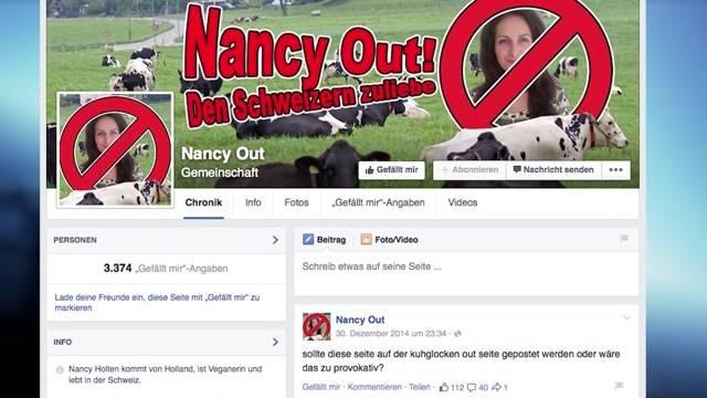 Cyber-Mobbing «Nancy Out»