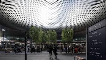 Baselworld soll trotz Coronavirus wie geplant über die Bühne gehen. (Archiv)