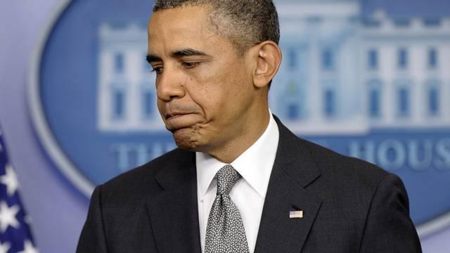 Barack Obama in der Zwickmühle