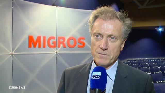 Die Migros konnte ihren Umsatz 2014 steigern