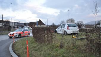 Verkehrsunfall Wangen bei Olten 20.1.2020