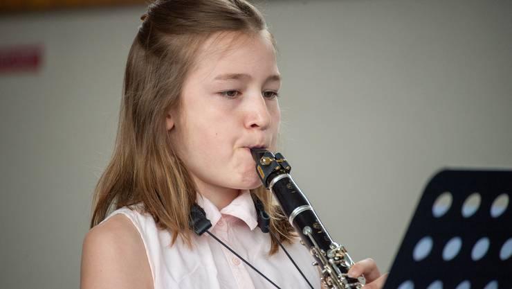 Über vier Jahre hinweg konnte Mira Hostettler einen Tagessieg beim Musikwettbewerb holen. Dieses Jahr ist das nicht möglich. (Archivbild)