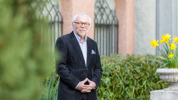 Benno Schnüriger gibt sein Synodalratspräsidium nach elf Jahren im Amt ab.