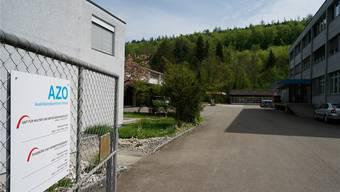 Hier, auf dem Areal des früheren Zeughauses im Oristal, will der Bund bald Flüchtlinge unterbringen.