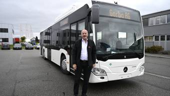 Neuer Bus der BGU Grenchen