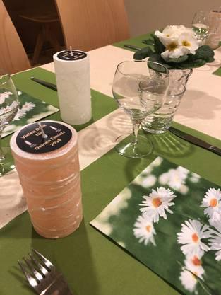 Kerzenziehen Entfelden - Helferessen 22.2.2019