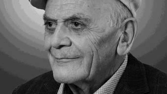 Robert Lerch wurde 1938 auf dem Ruttigerhof geboren.