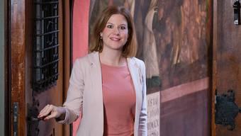 Der Rat wählte die SP-Politikerin Salome Hofer mit einem Glanzresultat zur höchsten Baslerin.