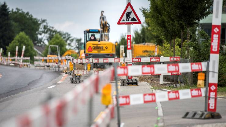 Ob Gemeindestrassen aus dem kantonalen Strassenfonds mitfinanziert werden, entscheidet das Volk am 27. September.