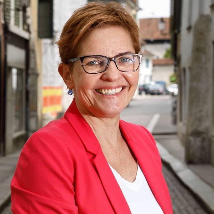 Stefanie Ingold (SP) will die erste Solothurner Stadtpräsidentin sein