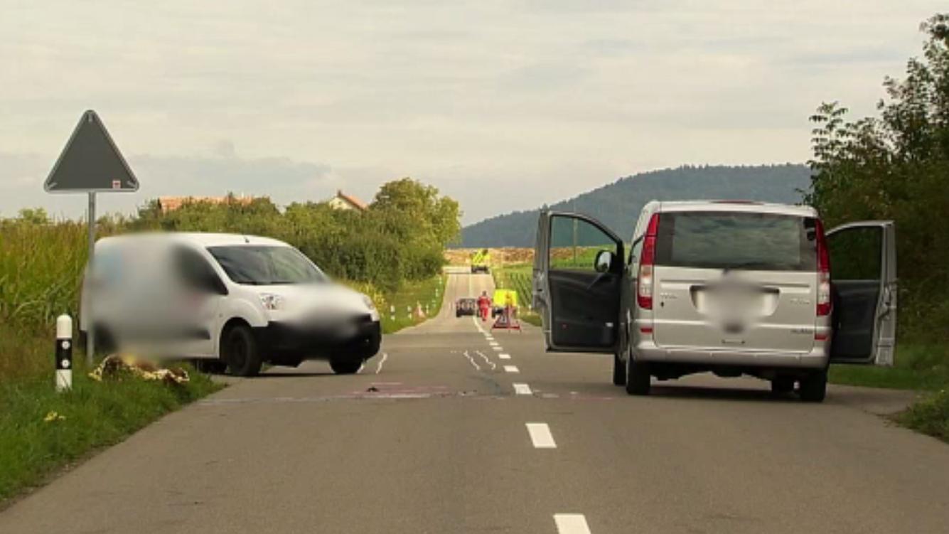 Der tödliche Unfall ereignete sich auf der Landstrasse zwischen Unterstammheim und Dietingen.